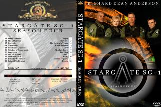 Stargate SG-1 DVD Season 4 - Main cover - English - Barokna.jpg